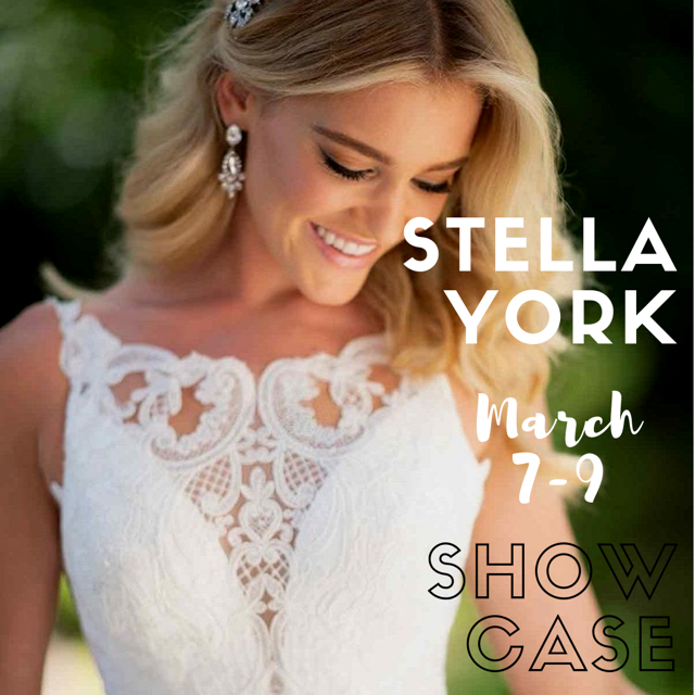 STELLA YORK SPRING SHOWCASE